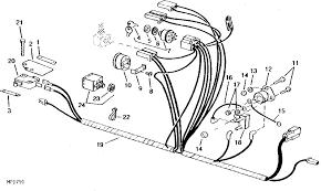 john deere l wiring harness solidfonts john deere stx38 pto wiring diagram wire