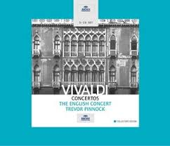 <b>VIVALDI</b> Concertos <b>Pinnock</b> - 5 CDs / Download - Buy Now