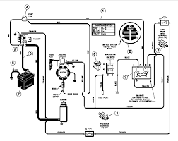 i have a murray riding mower a briggs and stratton hp since you are cranking and not starting i was expecting to probably see fuel shut off solenoid on the carburetor but it s not indicated on the schematic