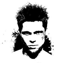 Resultado de imagem para Tyler Durden