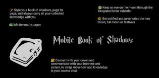 Mobile Book of Shadows - <b>Modern witch</b> tool - Apps on Google Play