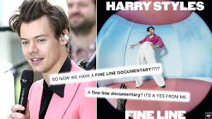 <b>Harry Styles Fine</b> Line Documentary: Everything We Know So Far ...