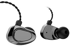 KBEAR <b>KB04 Earphones</b> 1DD+1BA Hybrid Dual Drivers: Amazon ...