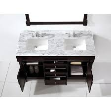 usa augustine double sink virtu usa gd  wmsq dw huntshire quot double square sinks bathroom
