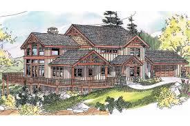 Sloping Lot House Plans   Sloped Lot House Plans   Associated DesignsCraftsman House Plan   Stratford     Front Elevation