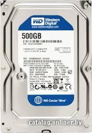 WD Blue <b>500GB</b> [WD5000AZLX] <b>жесткий диск</b> купить в Минске