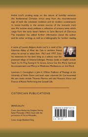 the way of humility monastic wisdom series andre louf ocso the way of humility monastic wisdom series andre louf ocso lawrence s cunningham 9780879070113 com books