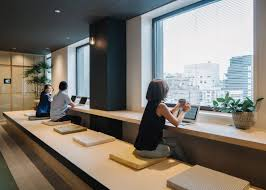 airbnb tokyo office airbnb tokyo office design in shinjuku airbnb interior office design airbnb cool office design