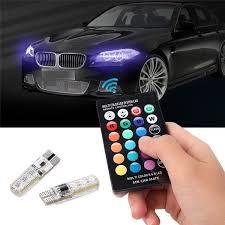 <b>2Pcs</b> T10 <b>5050 SMD LED</b> Remote Control Car Bulb <b>6 Smd</b> ...