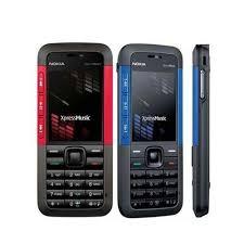Nokia 5310 XPRESS MUSIC HANDY MOBILE PHONE ...