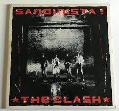 The <b>Clash Sandinista 3</b> Record Set Original Epic LP + Armagideon ...