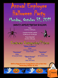 it s time for the annual employee halloween party oct 31 nsu posted