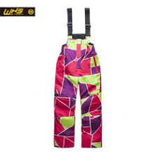 <b>WHS</b> Girls <b>ski pants</b> Kid <b>skiing trousers</b> waterproof pant windproof ...