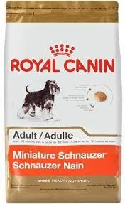 <b>Royal Canin Miniature</b> Schnauzer Dry Dog Food, 10-Pound Bag by ...
