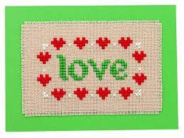 christmas cross stitch good tidings you