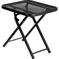 small patio side table tables even though they say this is a solution for small apartments i find it