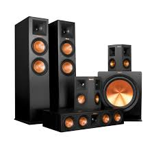 home theater systems surround sound system klipsch rp 280