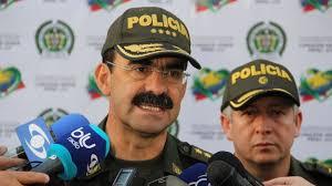 Resultado de imagen para Director de Policía de Colombia renuncia en medio de escándalo sexual