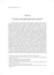 (PDF) Flora of Thailand - Araceae & Acoraceae