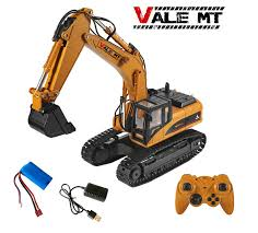 Vale MT <b>RC</b>-Metal-Excavator - RTR - <b>1:14 Scale</b>