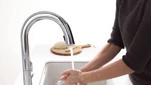 Delta Touch Kitchen Faucet Kitchen Faucets Bath Shower Touch Activated Kitchen Faucets