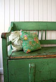 chalk paint decorative paint by annie sloan in antibes with clear and dark wax would give this lookgorgeous bench painted chalk paint