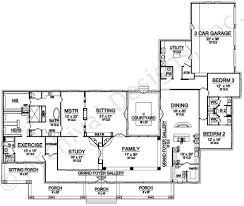 La Fonda House Plans   Home Plans By Archival DesignsLa Fonda House Plan   La Fonda House Plan   First Floor