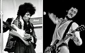 <b>Pete Townshend</b> on the first time he saw Jimi Hendrix live