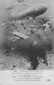 「Zeppelin bombing paris」の画像検索結果