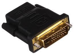<b>Аксессуар</b> Переходник <b>ExeGate DVI</b> D (M) HDMI (F) имеющего ...