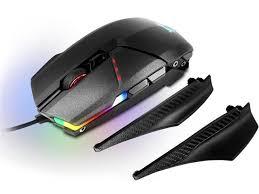 <b>MSI Clutch GM60</b> RGB Gaming Mouse - Newegg.com