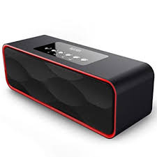 Portable <b>Bluetooth Speaker with FM</b> Radio MP3 Player: Amazon.in ...