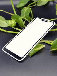 <b>Защитное стекло</b> 2D <b>INNOVATION</b> (чёрный) Xiaomi Mi A2 Lite ...