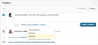 Adding external recruiters to Workable | Workable Recruiter comments