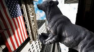 Image result for wall street bear