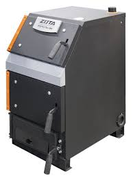 <b>Твердотопливный котел ZOTA</b> Тополь-16ВК 16 кВт одноконтурный