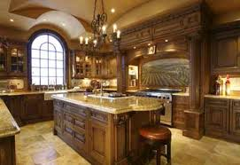 kitchen design cabinets traditional light: traditional kitchen designs wooden kitchen cabinets wrought iron chandelier