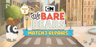 We Bare <b>Bears</b> Match3 Repairs - Apps on Google Play