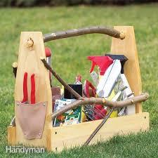 Store <b>Garden Hand</b> Tools: Make a Handmade Toolbox (<b>DIY</b>)