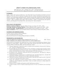 Doctor resume and get inspiration to create a good resume    berathen Com
