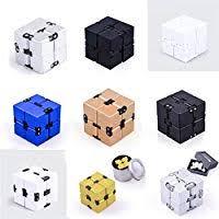 Amerryllis High Texture Infinity Cube <b>Magic Cube Aluminum</b> Alloy ...