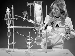 this is the kind of chemistry experiment that brookhaven lab