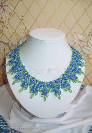 Колье Фиалки. Beautiful flower <b>necklace</b> | Узоры для браслетов из ...