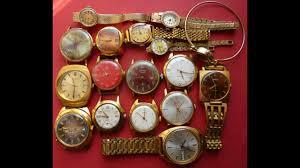 Какие советские <b>часы</b> ценятся???Покупка и ОЦЕНКА часов ...