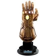 Hot Toys <b>Avengers</b>: <b>Endgame</b> Replica 1/4 Infinity Gauntlet <b>17 cm</b> ...