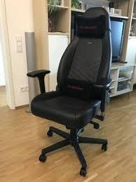 Тест и обзор: <b>Noblechairs</b> Icon – <b>игровое кресло</b> - Hardwareluxx ...