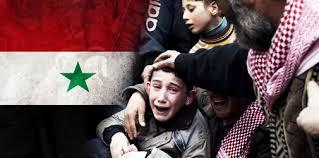 Resultado de imagem para pela paz siria