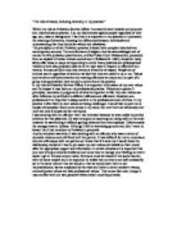 what is diversity essay
