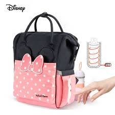 <b>Disney</b> Mickey Multifunctional <b>USB Heater</b> Milk Insulation <b>Diaper</b> ...