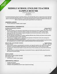 teacher resume samples  amp  writing guide   resume geniusenglish teacher resume sample